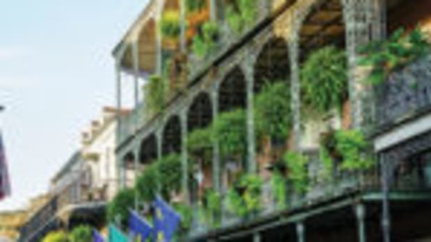 French Quarter by Paul Broussard, Courtesy New Orleans & Company, www.neworleans.com