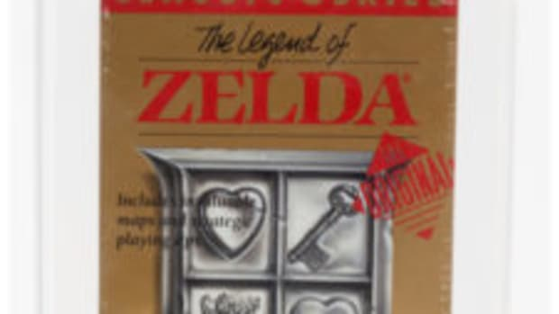 The Legend of Zelda (NES, Nintendo, 1987)