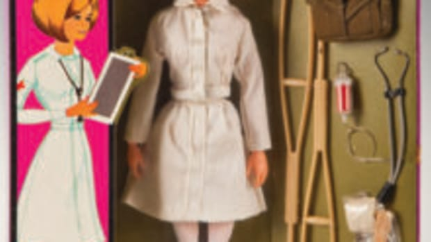 GI Nurse in original box