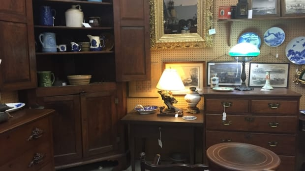 sheffield antiques