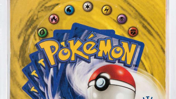 Pokémon booster set, 1st edition