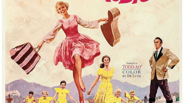 The Sound of Music move poster