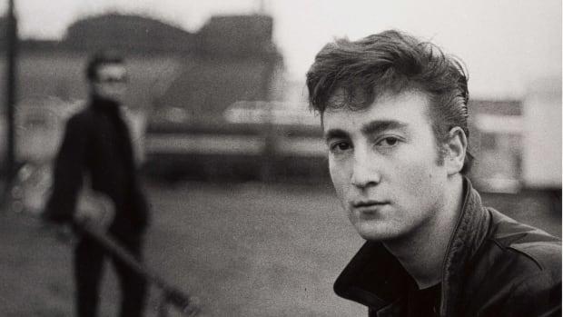 John Lennon Astrid Kirchherr2