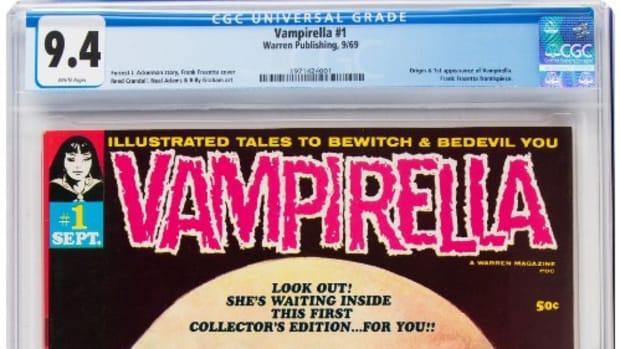 Vampirella - Edited