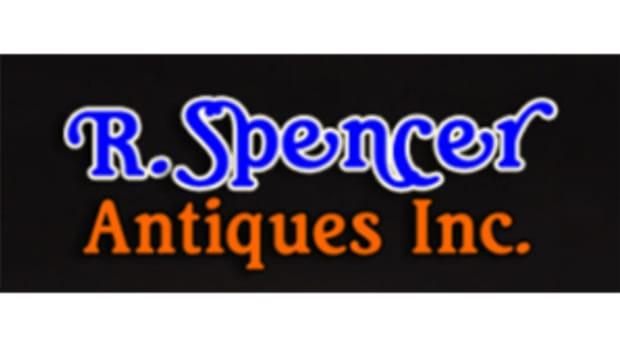 r-spencer-antiques-logo