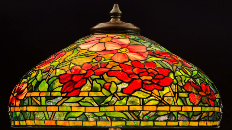 Tiffany Lamps: How to tell real from fake
