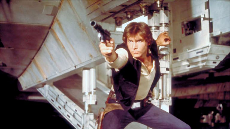The Story of Han Solo's Blaster