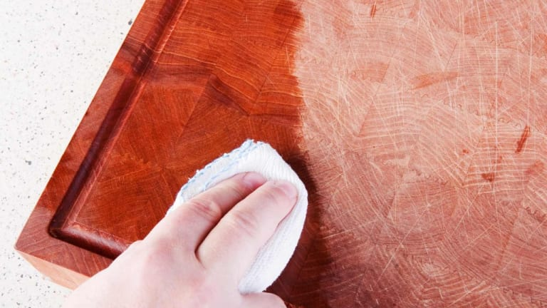 Just Say No to Restoring Antique Furniture with Linseed Oil