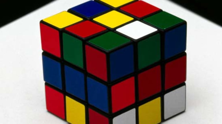 Rubik's Cube: In 1980, It Was Hip to Be Square