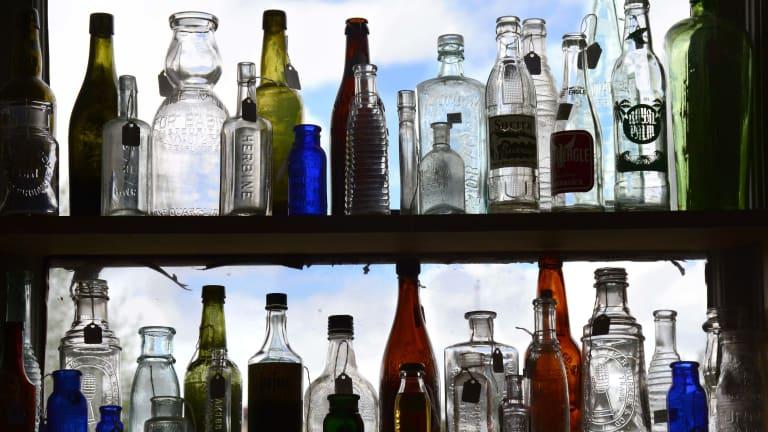 Old Bottle Trademark Identification Made Easy