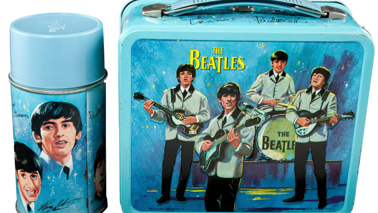Lunch Box History Unpacked