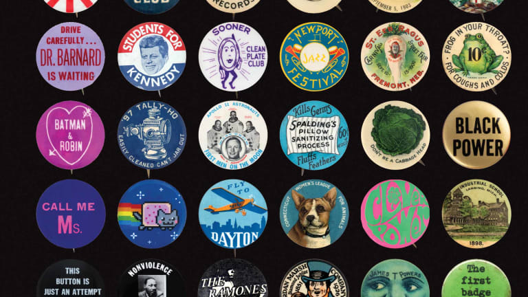Celebrating Pin-Back Buttons