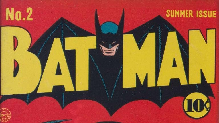 Holy Happy Ending, Batman