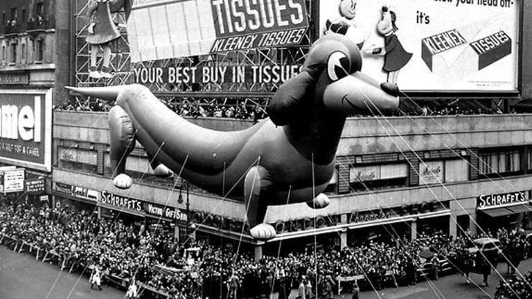 Macy's Parade a Holiday Tradition