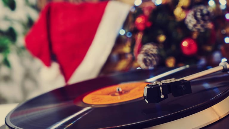 Collecting Christmas Albums