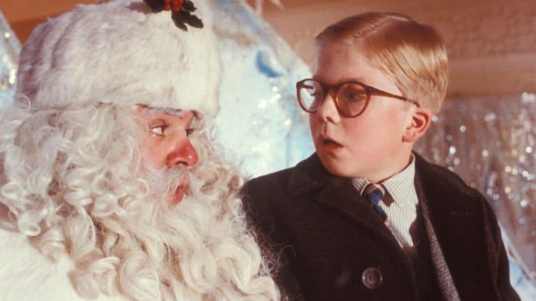 Santa's Lap Crisis