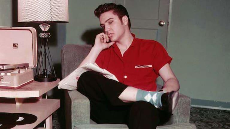 Elvis Presley Still a Style Icon