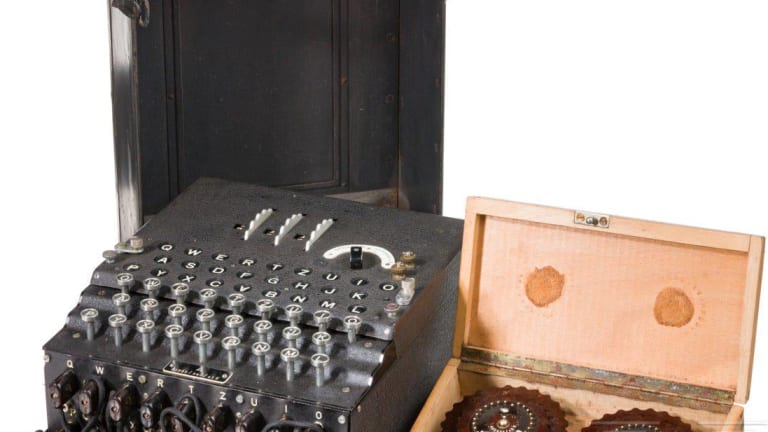 A Closer Look at the Enigma Machine