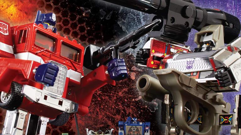 Bellomo Talks Transformers