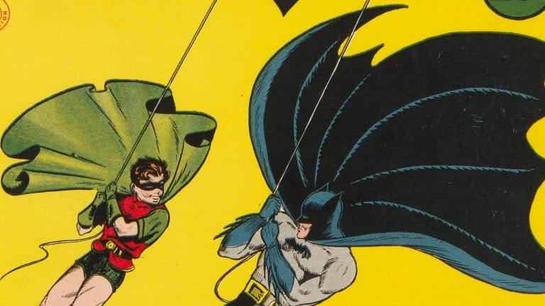 Batman Shatters Another Record