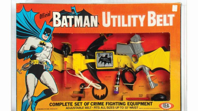 Bat-Tastic Auction Results