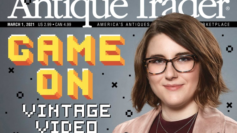 Enjoy a FREE Issue of Antique Trader