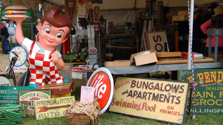 10 Best Flea Markets