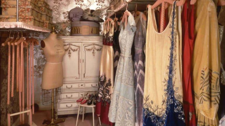 Inside the Closet of Marjorie Merriweather Post