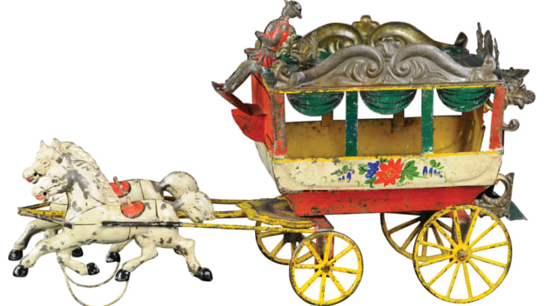 Renowned Toy and Bank Collection Brings More Than $3 Million