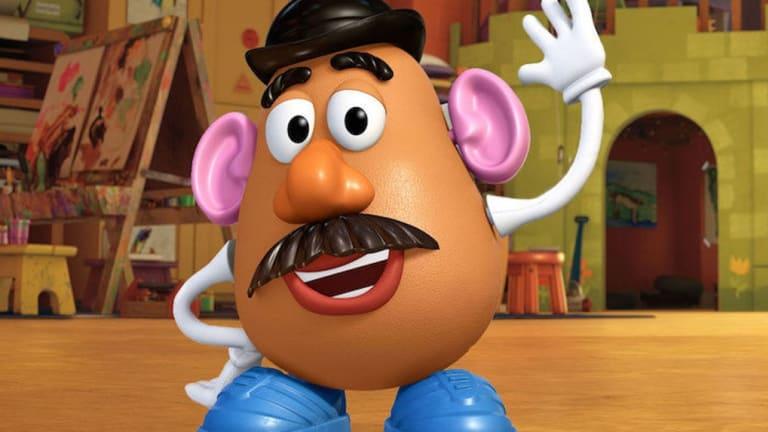 The Complicated History of Mr. Potato Head