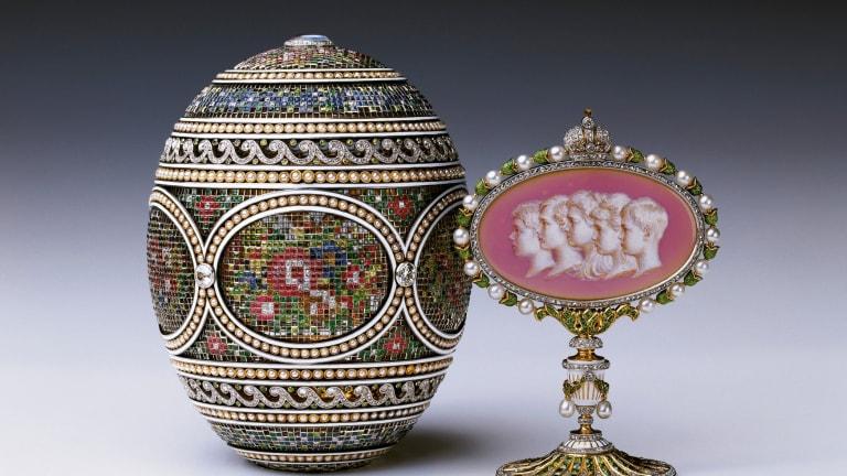 Fabergé Eggs: Better Than Cadbury