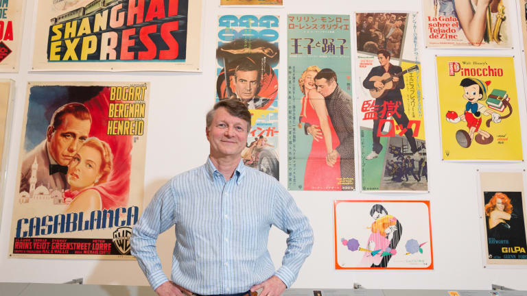 Cinema On Paper: One of World's Largest Movie Poster Collections Showcased in New Book