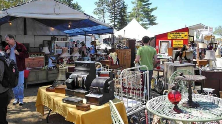 Brimfield Cancels July Event
