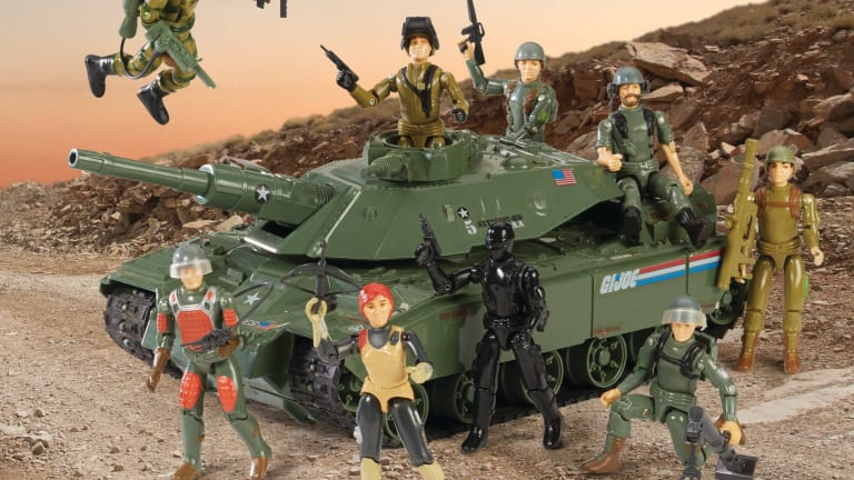Why vintage G.I. Joe prices are rising