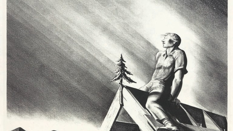 Rockwell Kent: A Force of Nature