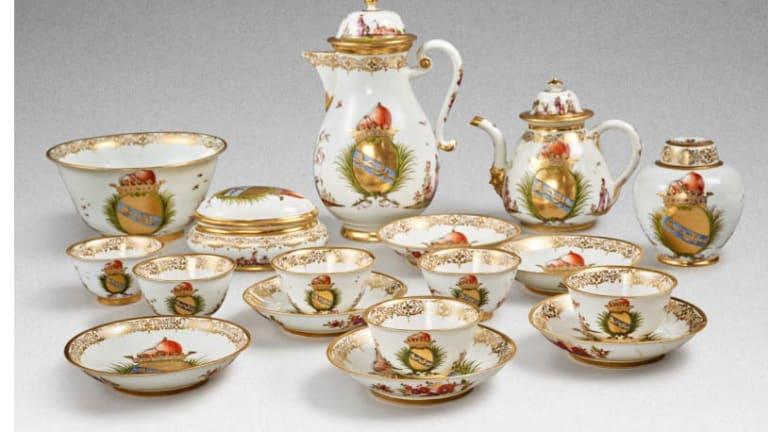 Meissen Porcelain Collection Shatters Auction Estimates