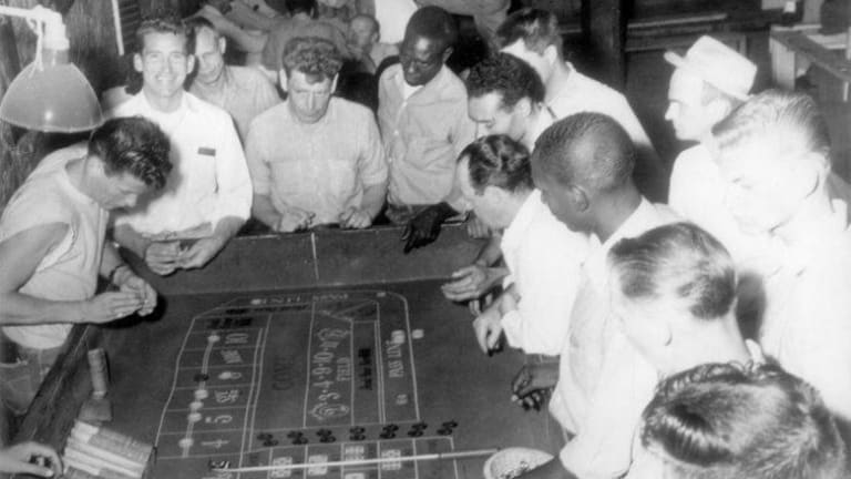 The (Big)  House  Always Wins: Prisoners Once Operated Casino