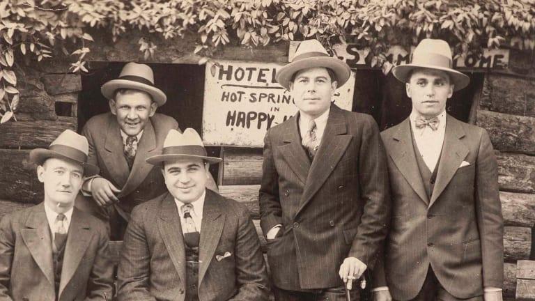 Capone Auction Proves Crime Pays