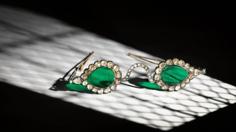 Magical Mughal-Era Eyeglasses Could Fetch Millions