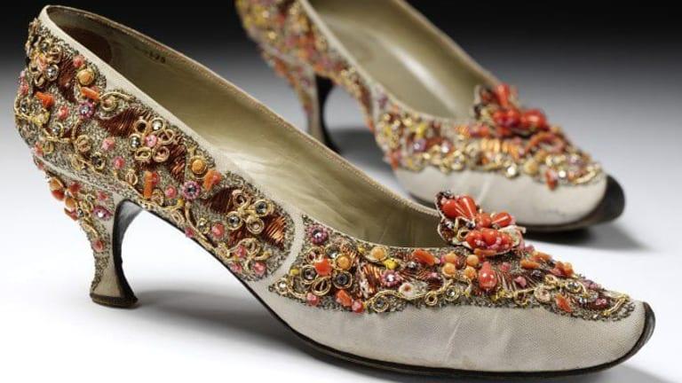 Haute Heels: The Vintage Shoe Designs of Roger Vivier