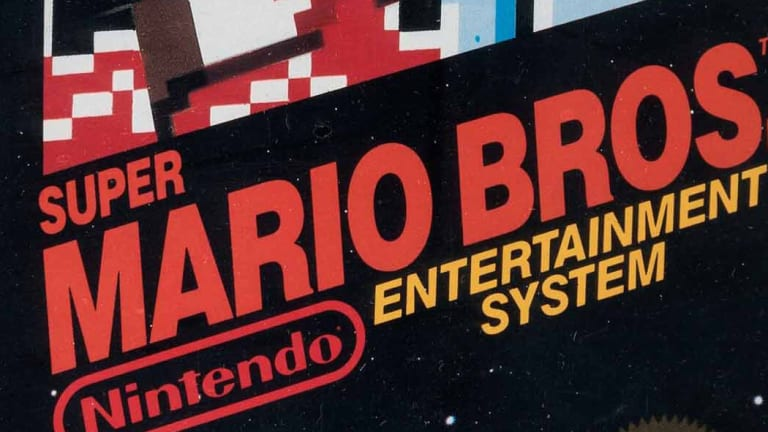 Video Game Sells for $660,000
