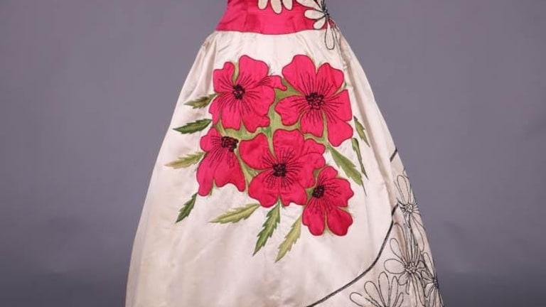 Vintage Dresses in Full Bloom