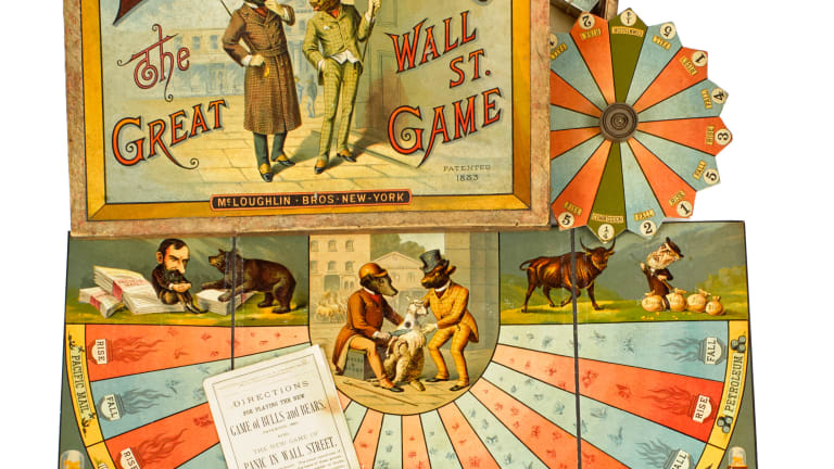 Important Collection of Games, Folk Art Coming to Auction