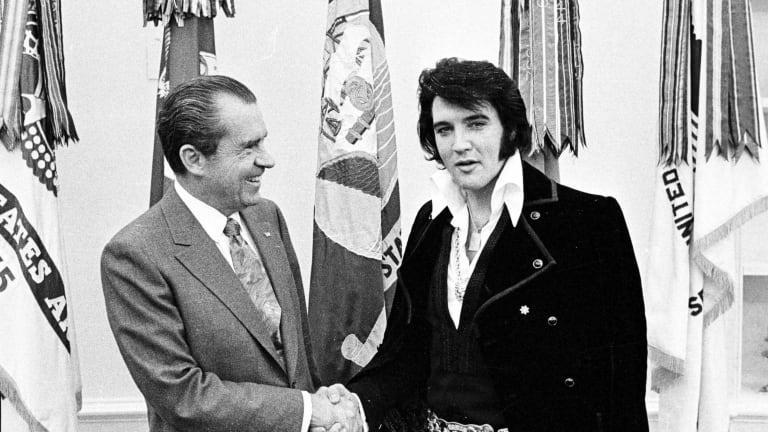 Nixon's The One . . .who gave us Ted Hake