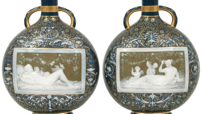 Fine and Decorative Arts Highlight Fontaine's May Auctions