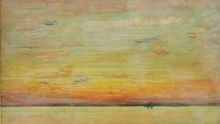 Rare Frederick Childe Hassam Painting Leads Hess' Auction