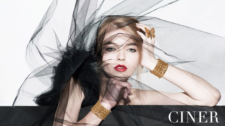 Ciner Costume Jewelry History