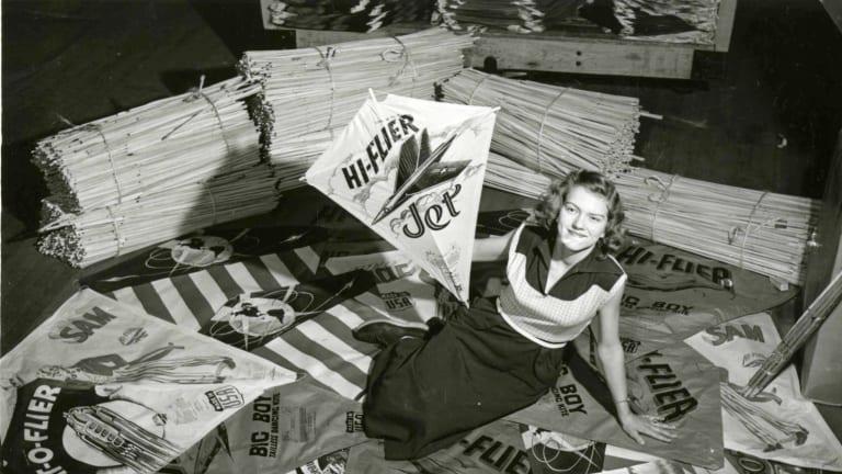When Hi-Flier Kites Ruled the Sky
