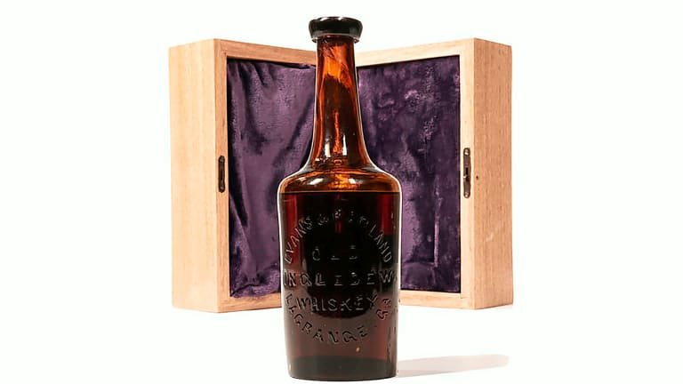 Cheers! Whiskey Sells for $137,500
