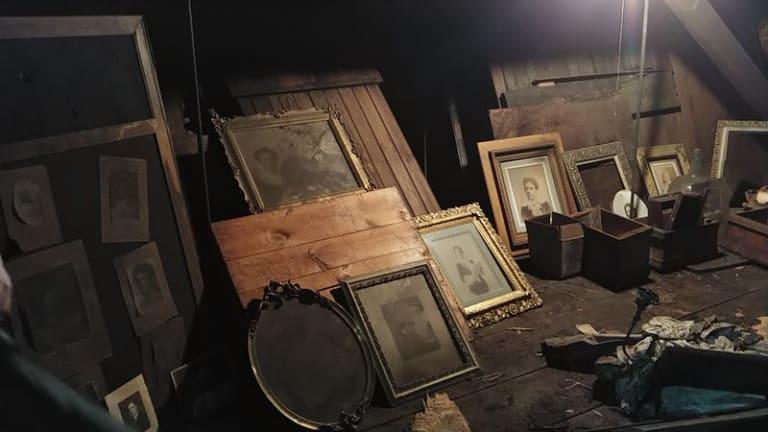 Antiques, Rare Photos Found in Secret Attic Heading to Auction